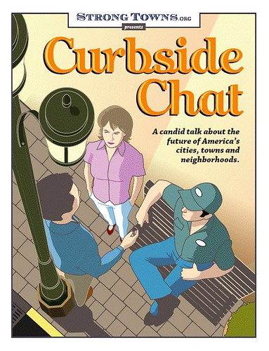 Curbside Chat cover (courtesy of Strong Towns)
