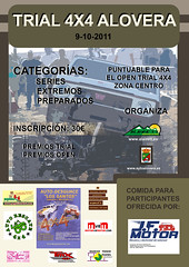 Open 4x4 Zona Centro