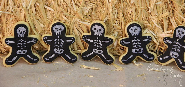 Cookie army of the undead