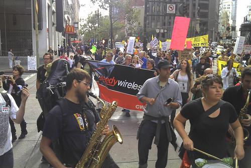 San Francisco Rally-OWS