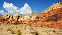 Red Rock Canyon (Innes2011) Tags: redrockcanyon blue red usa rock catchycolours nevada canyon