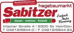 Hagebaumarkt Sabitzer