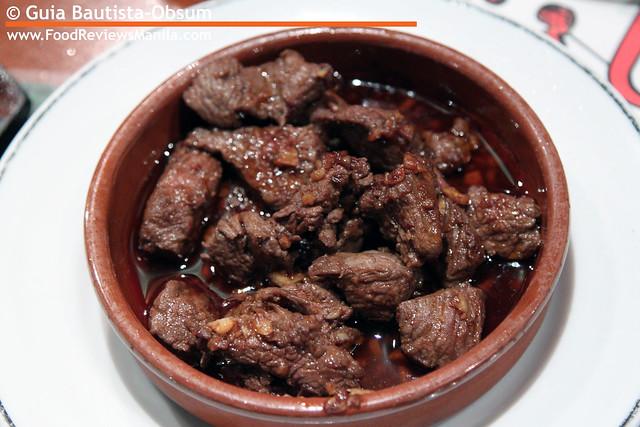 San Mig Beef Salpicao
