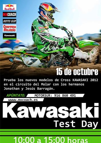 Kawasaki Test Day