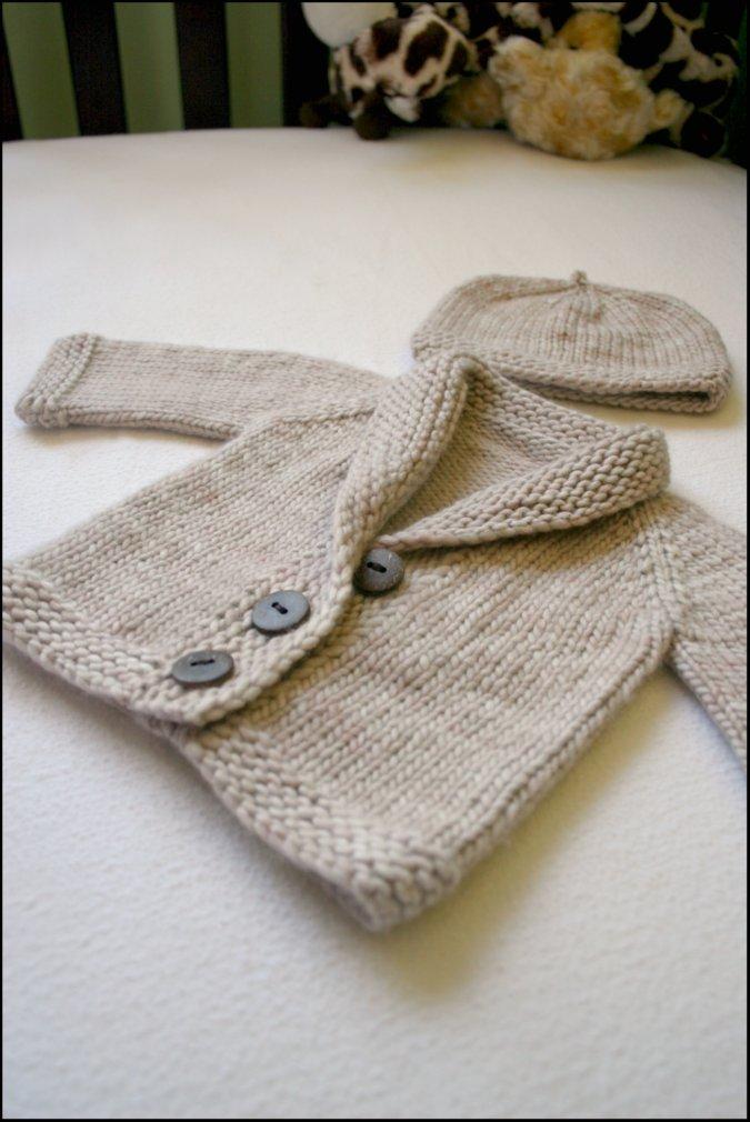 Never Not Knitting: Baby Sophisticate