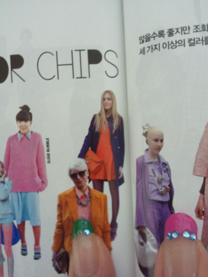 Elle girl korea settembre