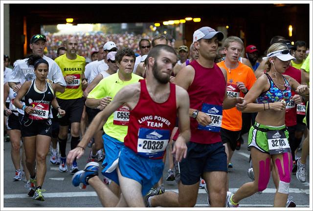 2011-10-09 Chicago Marathon 3