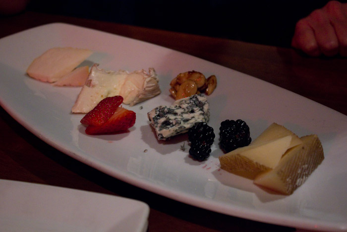 Cheese Plates.