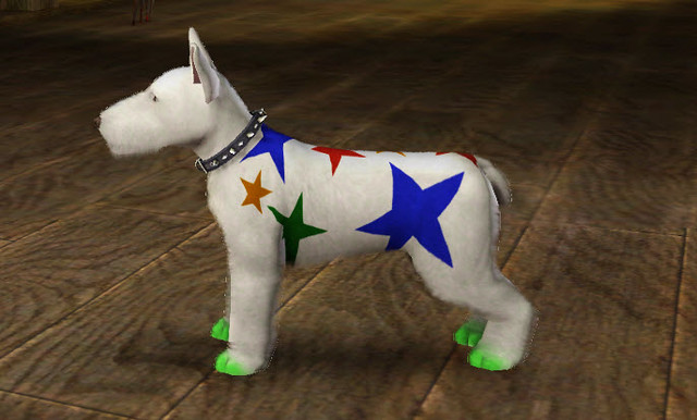 The Sims 3 Pets Star Struck Dog
