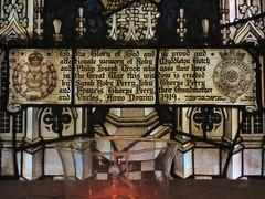 Nottingham High Pavement Unitarian Kempe Detail Pitcher & Piano IMG_1020 adj (dajavous) Tags: nottingham tower michael devil galahad archangelmichael kempe pitcherpiano highpavementchapel