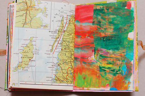 Journal of Scraps I: maps