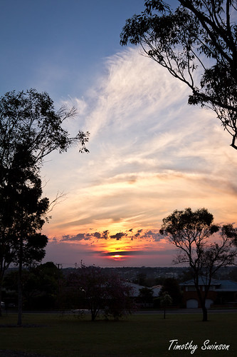 Friday sunset 1