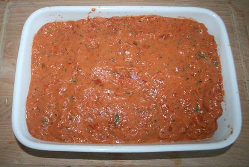 39 - Sauce aufgießen