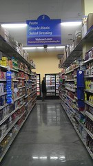 Wal-Mart Express - Holland - Chicago, Illinois - Aisle 5 (fourstarcashiernathan) Tags: family chicago holland one 1 store site illinois general talk walmart il ave dollar produce express straight grocery division dairy lowes supercenter