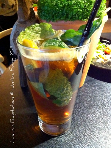 Thai Pimm's - Suda, Covent Garden