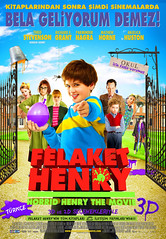 Felaket Henry - Horrid Henry The Movie (2011)