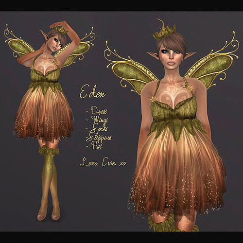Eden - Fall Edition, 99 lindens by Cherokeeh Asteria