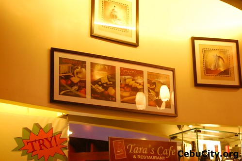 Tara's Cafe Cebu City