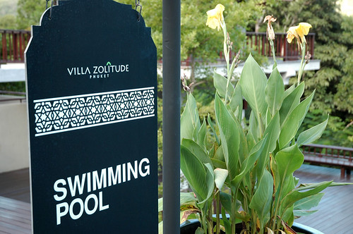 Villa Zolitude - Main Pool