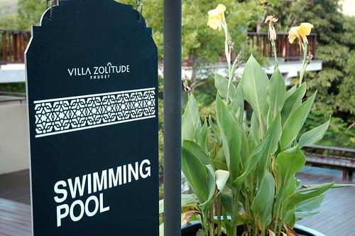 Villa Zolitude - Main Pool
