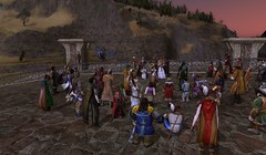 ScreenShot00043 (Scribes of Middle Earth) Tags: lotr lordoftherings middleearth landroval lordoftheringsonline lotro elisanna allaticia scribesofmiddleearth fellowshipwalk fellowshipwalk2011