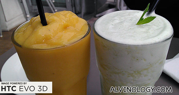 Soothing juices