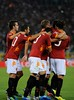 Roma vs Siena © facebook.com/officialasroma