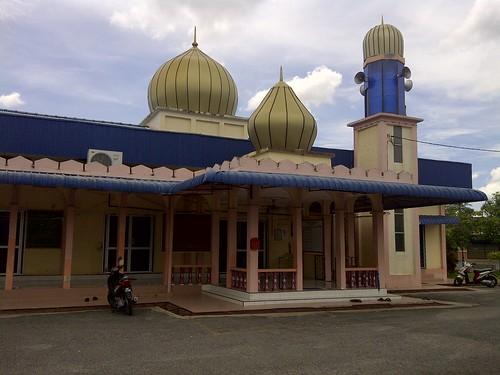 Masjid Tun Abdul Razak, Kangar, Perlis by rizauddin