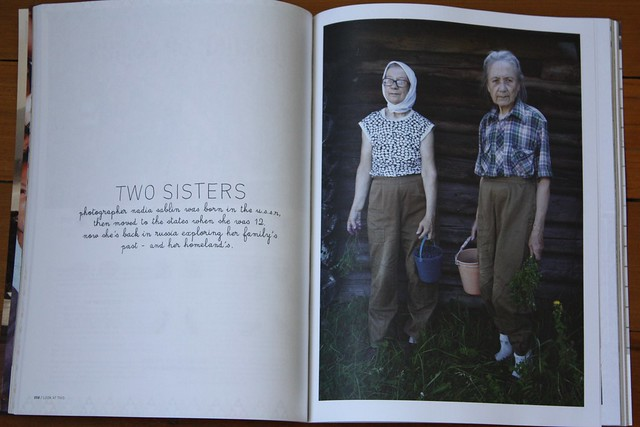 Two Sister - frankie magazine