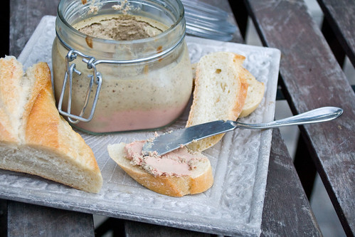Chicken Liver Mousse 2