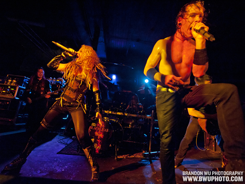 Blackguard with Alissa White-Gluz