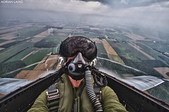 Going Into the Vertical (~Clubber~) Tags: airplane fighter aircraft aviation jet hornet aviator pilot rcaf cf18