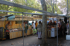 Le Tripier (skron) Tags: paris france market butcher tripier