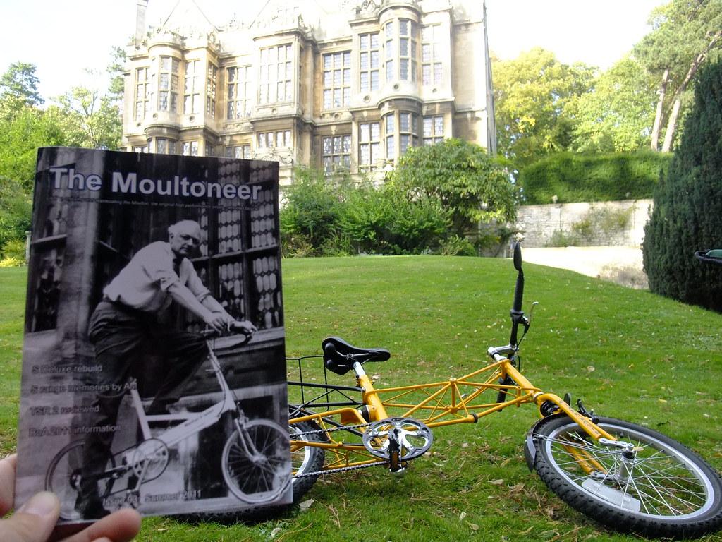 Moulton history