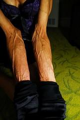 DSC_7258jj (Jonathan Mangold) Tags: sexy women muscle muscular veins biceps abs flexing veiny skinnywomen