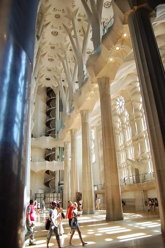 La Sagrada Familia - Interior 2