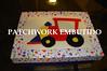 CAIXINHA TRENZINHO (PATCHWORK EMBUTIDO) Tags: artesanato patchwork quadrinhos caixinhas portajoias quadrinhosdematernidade patchworknoisopor patchworkembutido