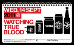 oc_calendar_14_09_11 (Official Classic) Tags: wallpaper calendar daily blueprint vector eps trueblood officialclassic