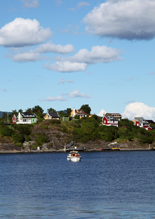 Oslo (isola Hovedoya)