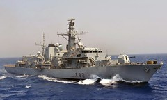 Royal Navy Type 23 Frigate HMS Somerset (Defence Images) Tags: uk ship military indianocean middleeast equipment british frigate defense defence atsea royalnavy type23 ffg dukeclass hmssomerset