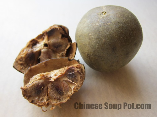 [photo-luo han guo buddha fruit monk fruit longevity fruit momordica grosvenorii]