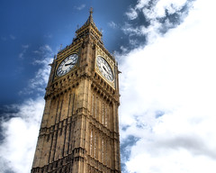 Big Ben (BumbyFoto) Tags: city travel england london tower clock westminster architecture housesofparliament bigben