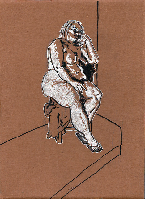 Nude Figure NYSSSA 2011
