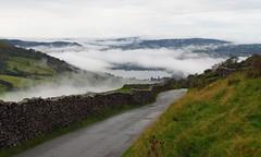 Cloud Inversion over Windermere (pinkpebbleperson) Tags: cloud lake district pass cumbria inversion ambleside windermere struggle the kirkstone