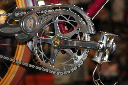 Phil Wood Crankset