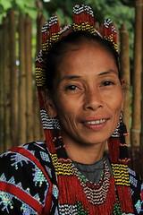 T'boli Woman (eazytraveler) Tags: tribe lakesebu tboli southcotabato