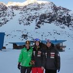 BC Men's Ski Team, Ski Portillo Chile