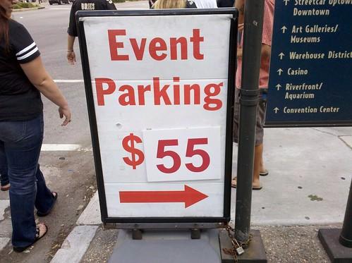 Event Parking