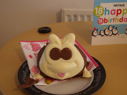 Colin the Caterpillar Chocolate Cake Review