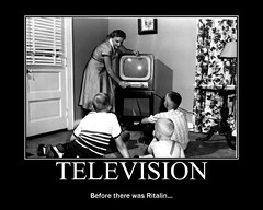 d television Ritalin demotivator (dmixo6) Tags: television retro demotivator demotivation ritalin dugg dmixio6